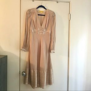 Catherine Malandrino Blush Dress